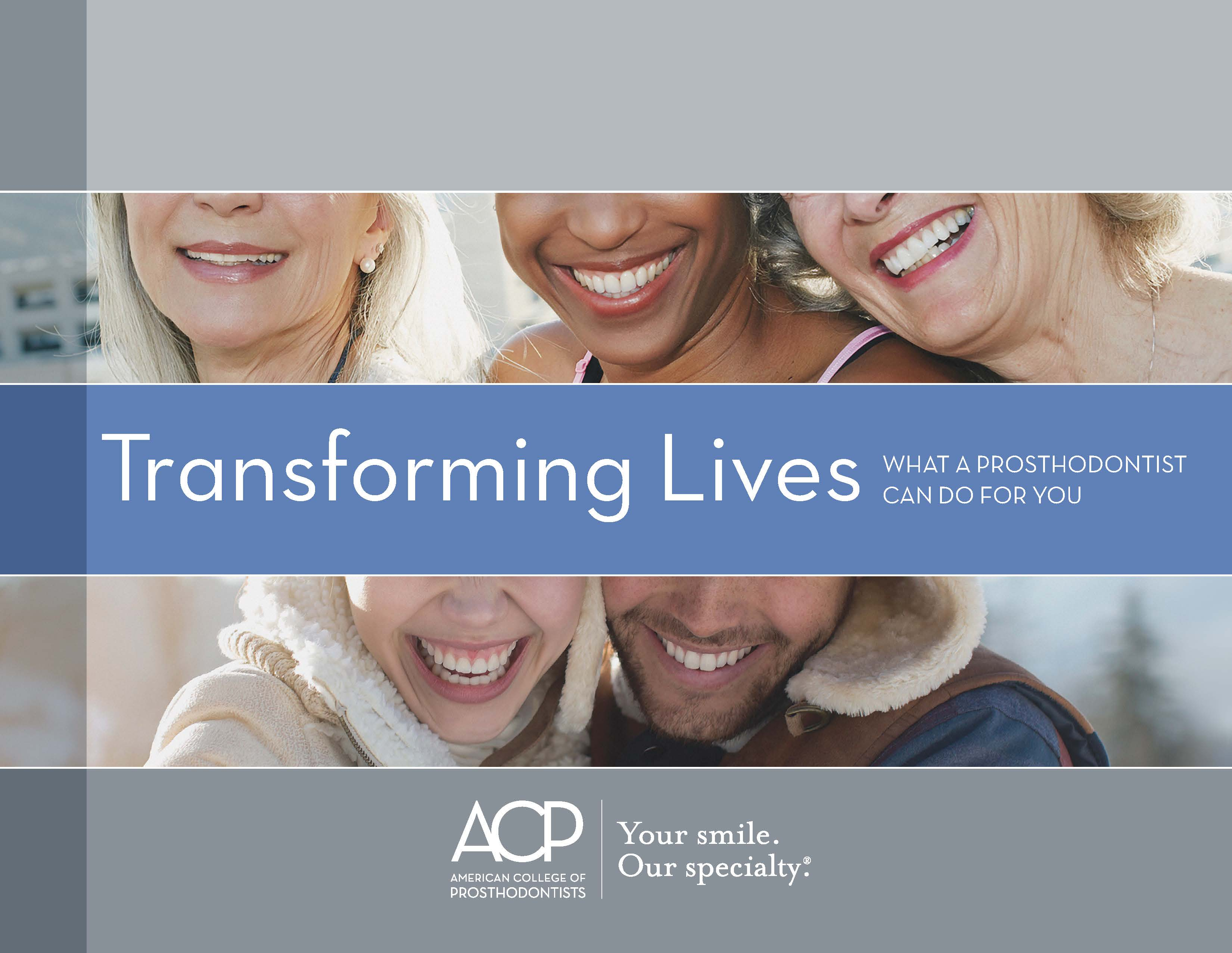 Transforming Lives: What a Prosthodontist Can Do For You